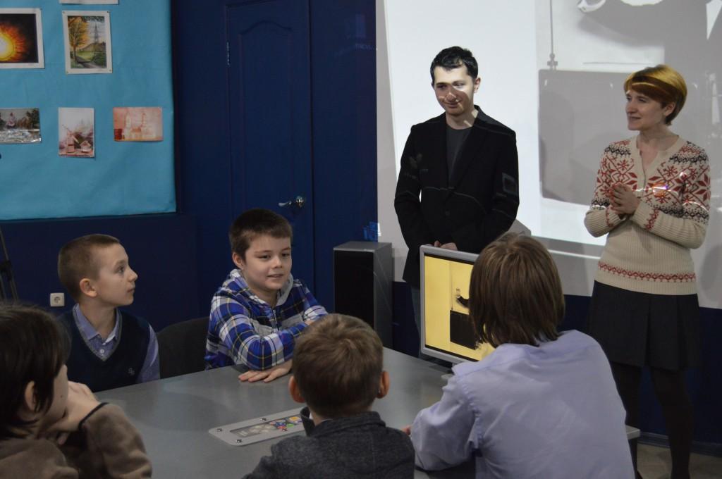 Мастер-класс в Воронеже