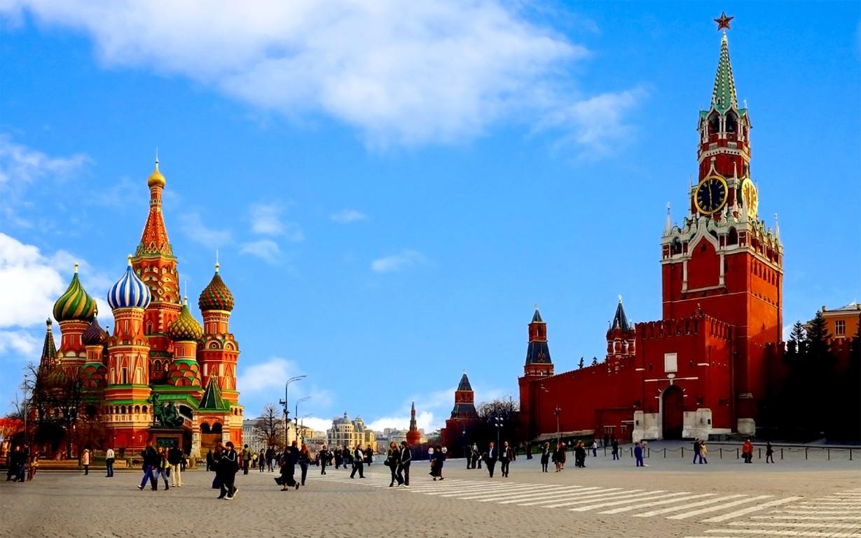 5 июня в 20:00, Москва, Красная площадь, Выступление, лекция и мастер-класс