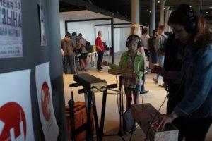 theremin school