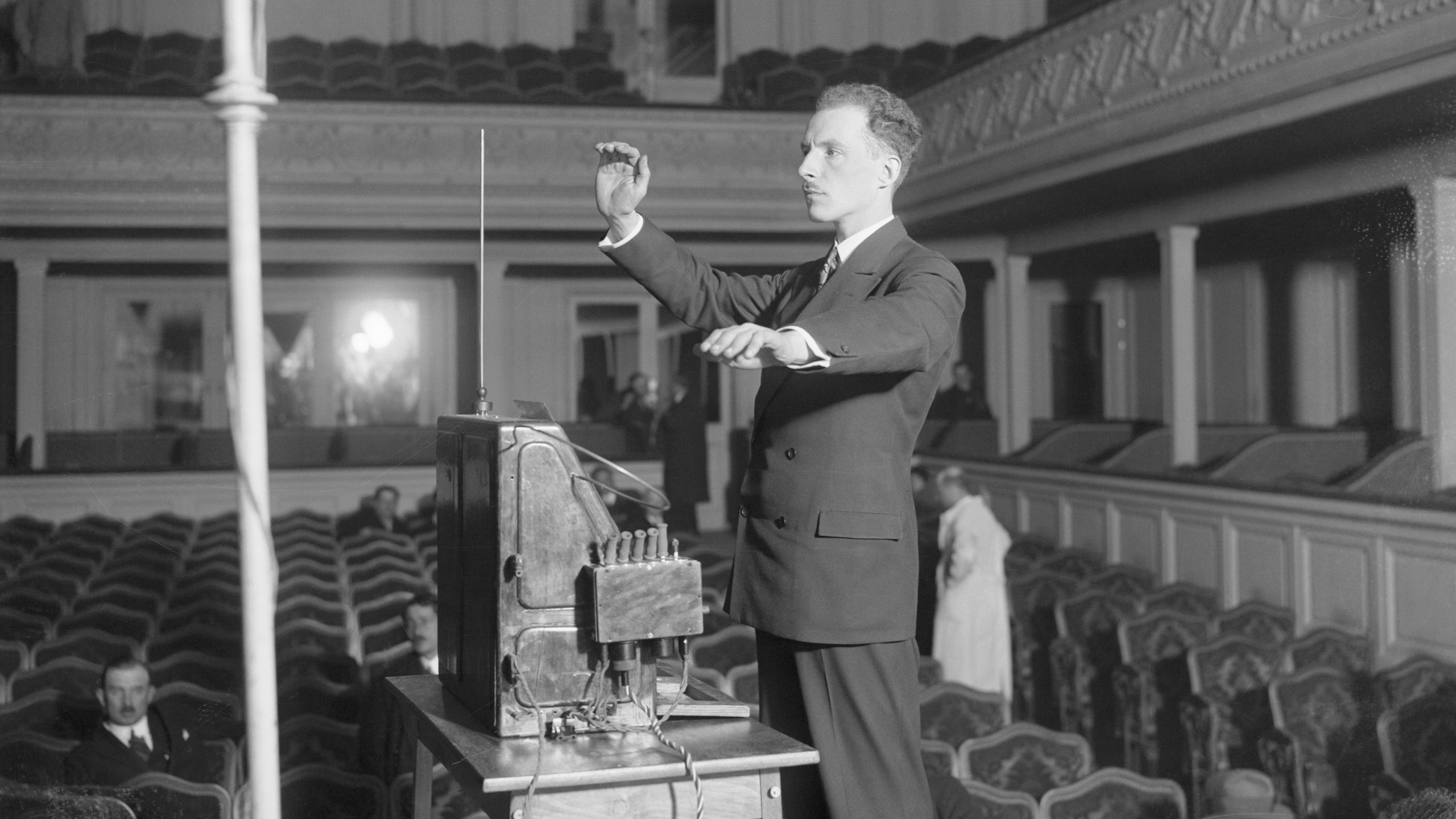Lev Theremin